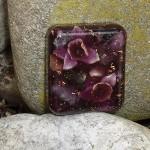 Plaquette violette
