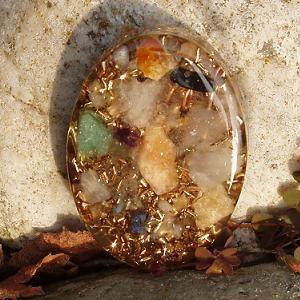Ovale transparent